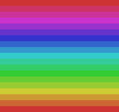 Colorful rainbow abstract background Royalty Free Stock Photos