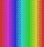 Colorful rainbow abstract background Stock Photos