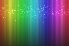 Colorful rainbow background with vertical stripes Stock Photo