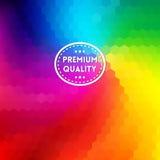 Colorful rainbow background Stock Photo