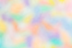 Colorful rainbow blur background Royalty Free Stock Image