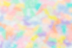 Colorful rainbow blur background Royalty Free Stock Images