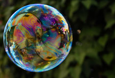 Colorful Rainbow Bubble II Royalty Free Stock Photography