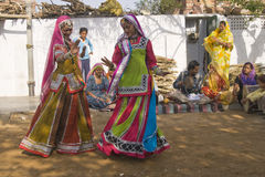 Colorful Rajasthan Stock Photo