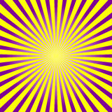 Colorful ray background royalty free illustration