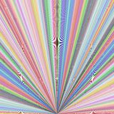 Colorful ray burst background - vector design Royalty Free Stock Photography