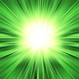 Colorful Ray of Lights explosion Stock Photography