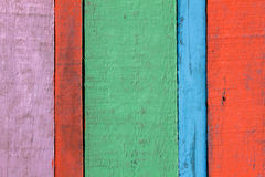 Colorful red,blue green,pink wood background. Texture colorful red,blue green,pink wood background Stock Photography