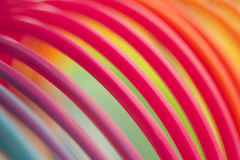 Colorful red color circular art swirl abstract Stock Photos