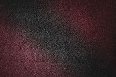 Colorful red pink abstract texture with black tone glitter background.  Stock Image