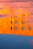 Colorful reflections Royalty Free Stock Photos