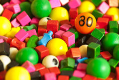 Colorful retro 80's stock photography