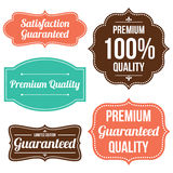 Colorful Retro Frames Royalty Free Stock Photo