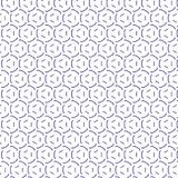 Simple Rounded Black White   Drawn Lines Fabric Illustration Seamless Pattern Background. Colorful Retro Simple Rounded  Drawn Lines Abstract Illustration Stars Stock Image