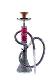 Colorful rhinestone full covered hookah Royalty Free Stock Photo