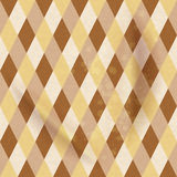 Colorful Rhombus, Seamless pattern Royalty Free Stock Photos
