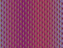 Colorful Rhombus Texture royalty free illustration