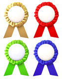 colorful ribbon Stock Photos
