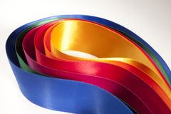 Colorful ribbon assortment Stock Photography