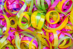 Colorful ribbon Stock Photo