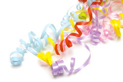 Colorful ribbons Stock Photo