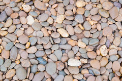 Colorful of rock as background. Colorful of rock which circle shape Royalty Free Stock Photos