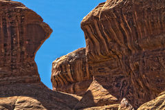 Colorful rock layers, Utah Stock Photos