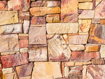 Colorful Rock Wall Background Royalty Free Stock Photo