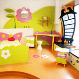 Colorful room royalty free stock photography
