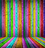 Colorful room Royalty Free Stock Photos