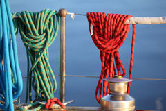 Colorful rope Stock Images