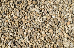 Colorful rounded pebbles closeup Royalty Free Stock Photography
