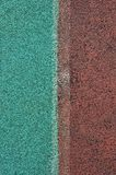 Colorful rubber floor Royalty Free Stock Image