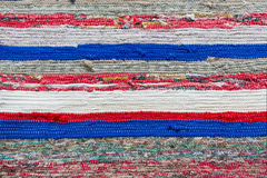 Colorful rug Stock Photography