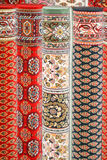 Colorful rugs Royalty Free Stock Images