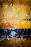 Colorful Rusty Art 1 Royalty Free Stock Photos