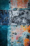 Colorful Rusty Art 3 Royalty Free Stock Photography