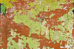 Colorful rusty metal texture Stock Image