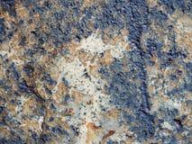 Colorful rusty metallic surface texture stock photos