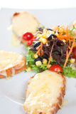 Colorful salad Royalty Free Stock Photos