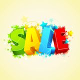 Colorful Sale Stock Images