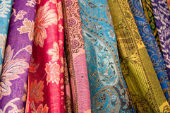 Colorful Sarong Stock Photo