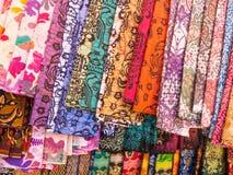 Colorful Sarongs in Bali. Royalty Free Stock Image