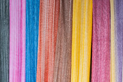 Colorful sarongs (balinese cloth) Royalty Free Stock Photography