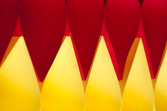 Colorful Sawtooth Background Abstract Royalty Free Stock Images
