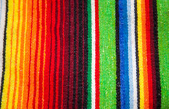 Colorful scarf in Chichen Itza souvenir shop, cancun, Mexico Stock Photography