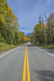 Colorful Scenic Byway Stock Image
