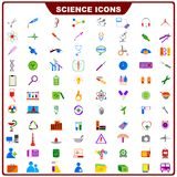 Colorful Science Icon Royalty Free Stock Photo