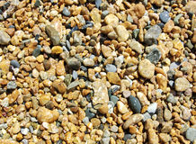 Colorful sea pebbles. Stock Photography