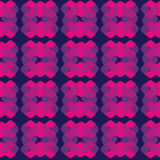 Colorful seamless abstract pattern Royalty Free Stock Images